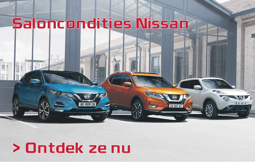 saloncondities Nissan