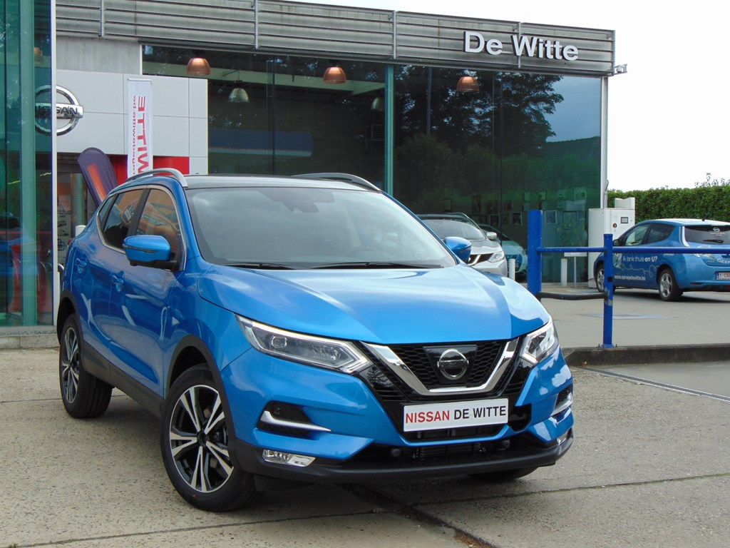 Nissan garage de witte sint gillis waas for Garage nissan paris